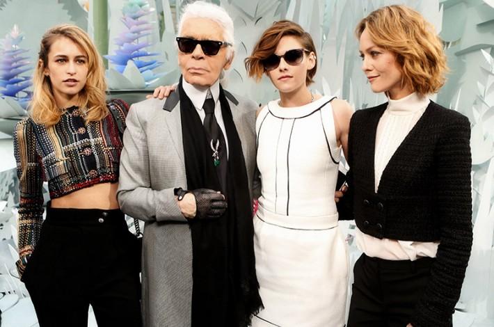 Alice-Dellal-Karl-Lagerfeld-Kristen-Stewart-Vanessa-Paradis