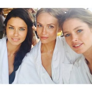 Instagram Photos of the Week | Doutzen Kroes, Natasha Poly + More Models