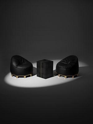 Alexander Wang Creates Bean Bag Chairs for Poltrona Frau Furniture Collaboration