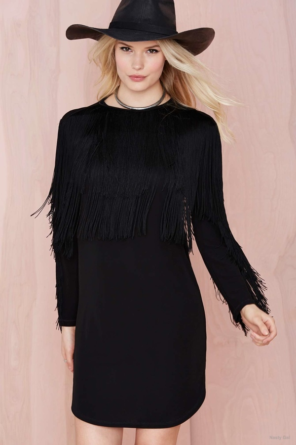 American Retro Marc Fringe Dress available for $330.00