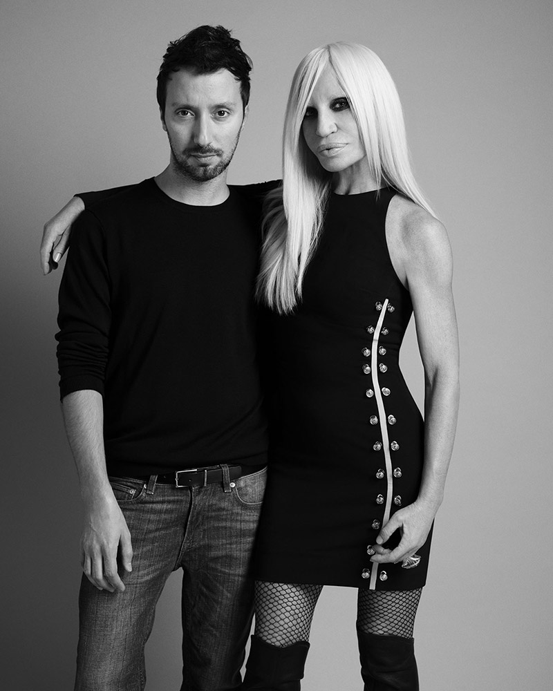 Versace Taps Anthony Vaccarello as Versus Creative Director