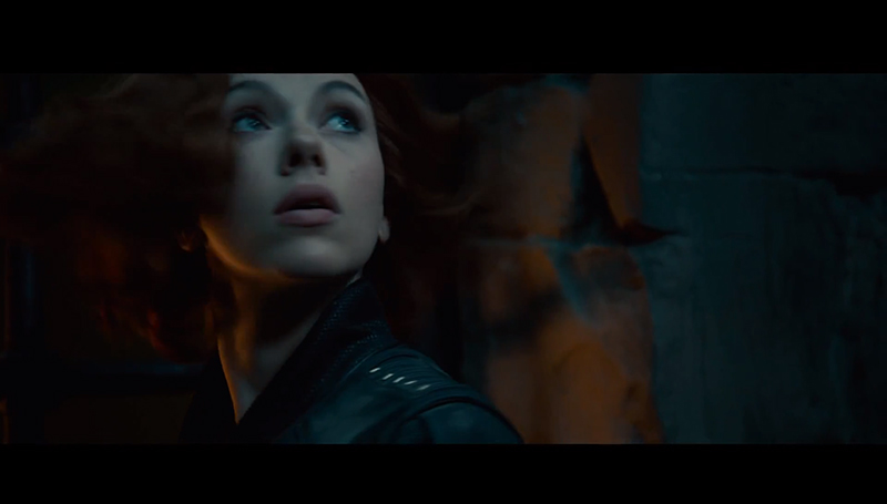 "Watch Scarlett Johansson, Elizabeth Olsen in the ""Avengers: Age of Ultron"" Trailer"