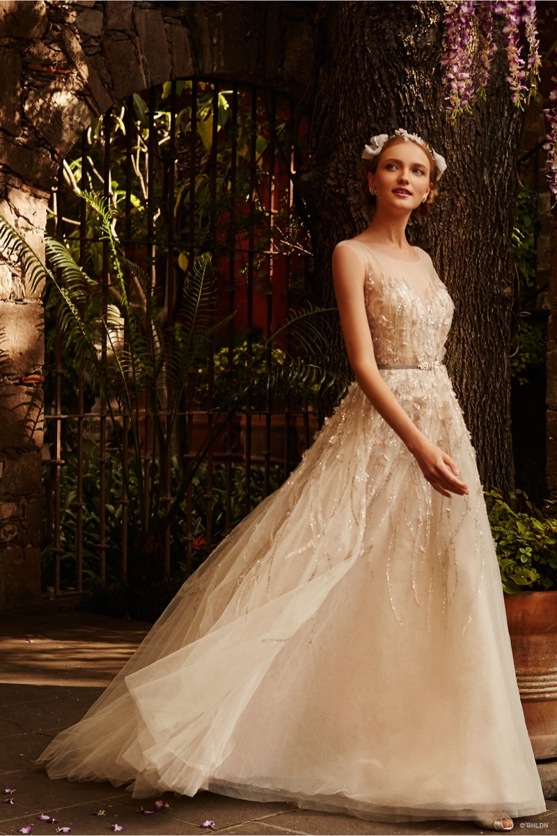 BHLDN Launches Garden Inspired Spring 2015 Collection of Wedding ...