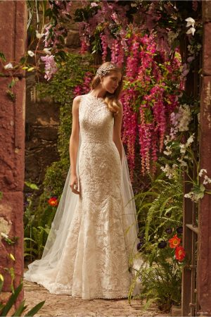 BHLDN Launches Garden Inspired Spring 2015 Collection of Wedding Dresses