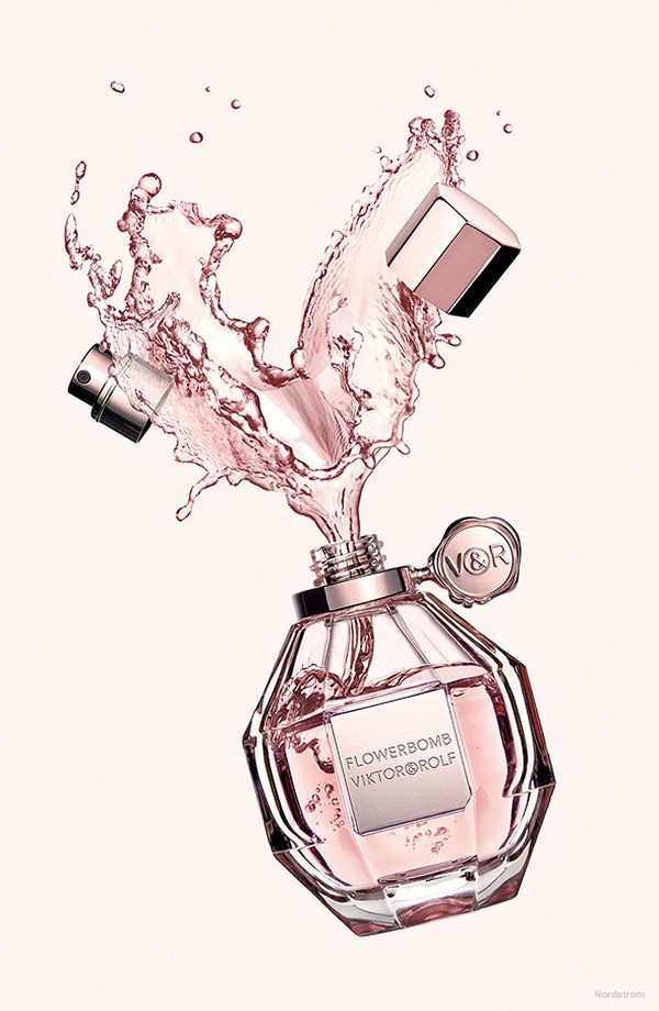 Viktor & Rolf 'Flowerbomb' Eau de Parfum Spray available at $50.00 - $215.00