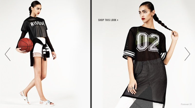 Le Sport Chic: Athletic-Inspired Trends at Forever 21