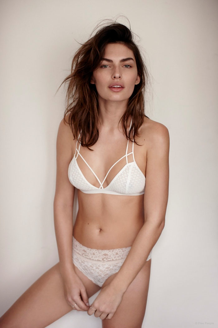 Lingerie Collection for Valentine Free People