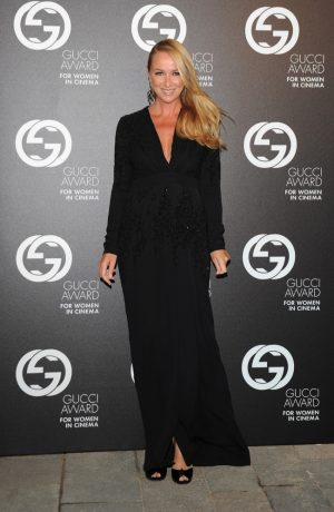 Frida Giannini Departs Early From Gucci