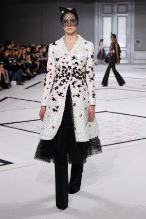 Giambattista Valli Does Romantic Layering for Spring 2015 Haute Couture
