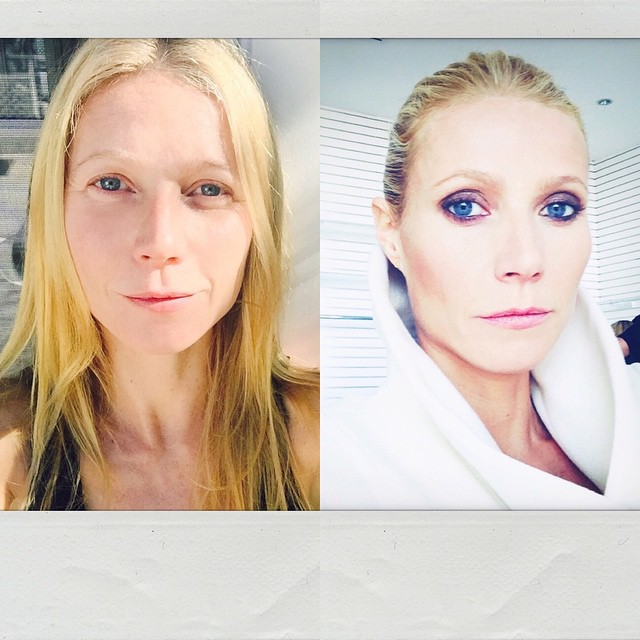 Makeup Transformations: Gwyneth Paltrow, Coco Rocha + Rianne ten
