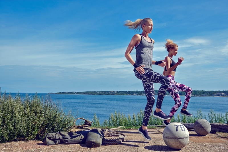 See H&M Sport's Spring 2015 Offerings