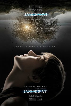 "Kate Winslet, Shailene Woodley Look to the Sky for ""Insurgent"" Posters"