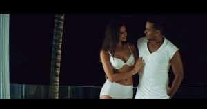Irina Shayk Gets Caught Up in a Love Triangle for 'Yo Tambien' Music Video