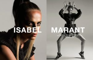 Natasha Poly Goes Tribal for Isabel Marant's Spring '15 Ads