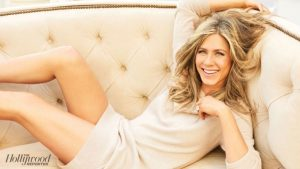 Jennifer Aniston Poses for The Hollywood Reporter, Discusses Oscar Snub