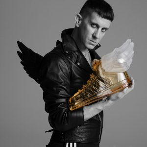 Jeremy Scott's adidas Fragrance is for the Sneakerheads