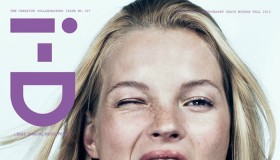 Kate Moss for i-D Fall 2013 Cover by Craig McDean