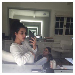 Kim Kardashian to Pose Nude Again for LOVE?