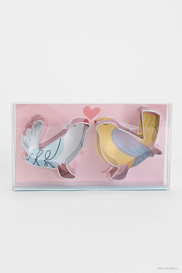 Lovebirds Cookie Cutter Set available for $6.00