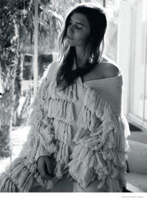 Lykke Li Wears Cozy Winter Style for Catalogue Magazine