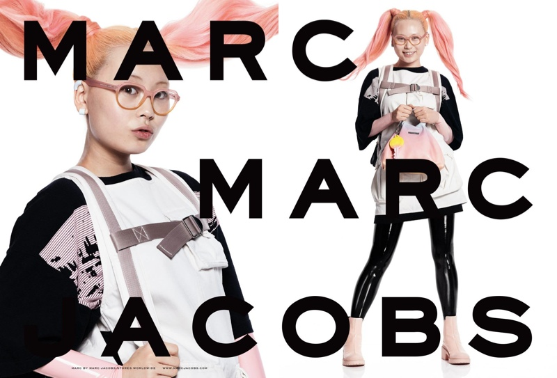 Meet the Non-Model Cast of Marc by Marc Jacobs' Spring 2015 Ads
