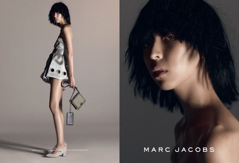 Issa Lish for Marc Jacobs Spring/Summer 2015 Campaign