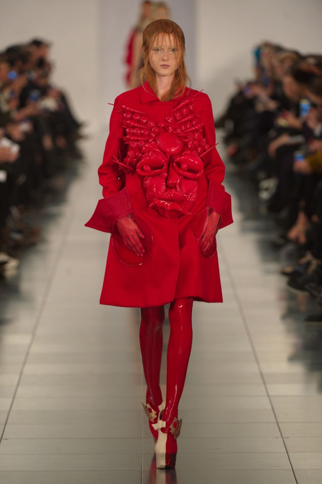John Galliano Returns to Fashion with Martin Margiela Artisanal Couture Show