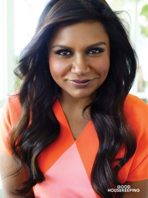 Mindy Kaling Explains Why She Doesn't Need Marriage in Good Housekeeping