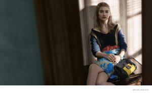 Miu Miu Taps Mia Goth, Imogen Poots + Marine Vacth for Its Spring 2015 Ads