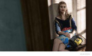 Miu Miu Taps Mia Goth, Imogen Poots + Marine Vacth for Its Spring 2015 Ads