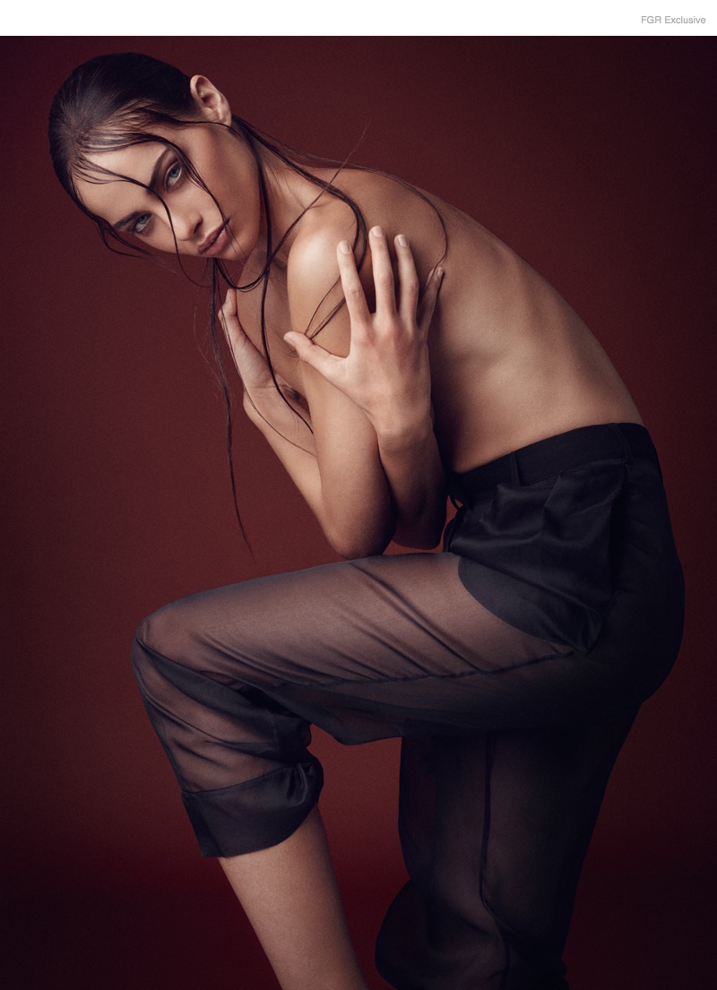 Sheer Pants La Perla available at Bal Harbour