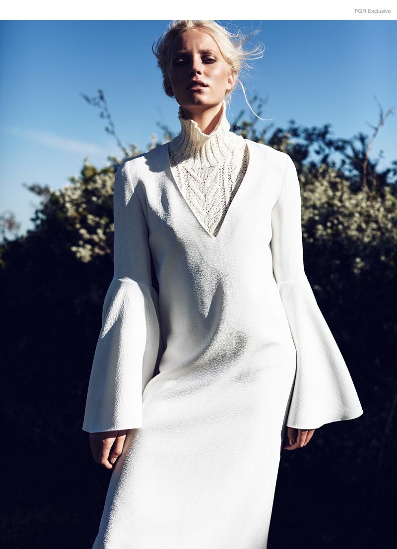 Ellery Dress, Purl Harbour Knit