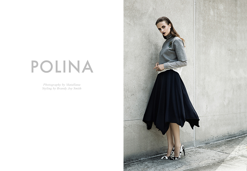 FGR Exclusive | Polina B by Matallana