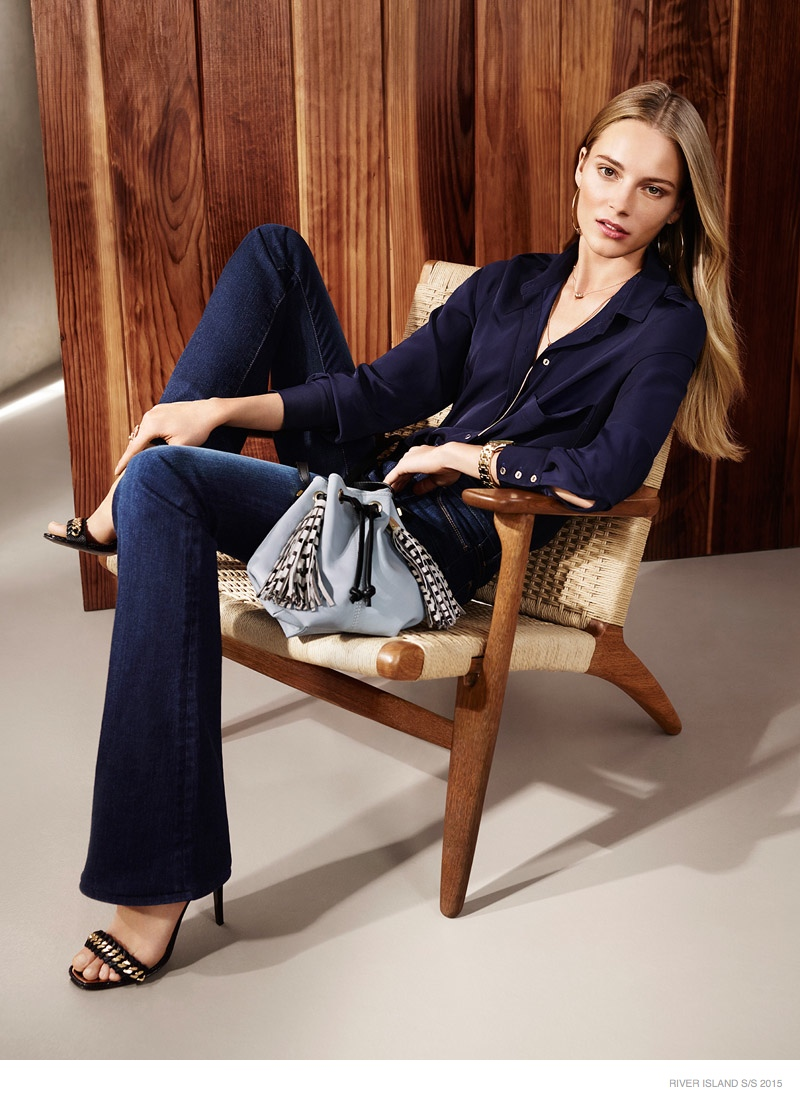 River Island Launches a Studio Fashion Line for Spring 2019 advise