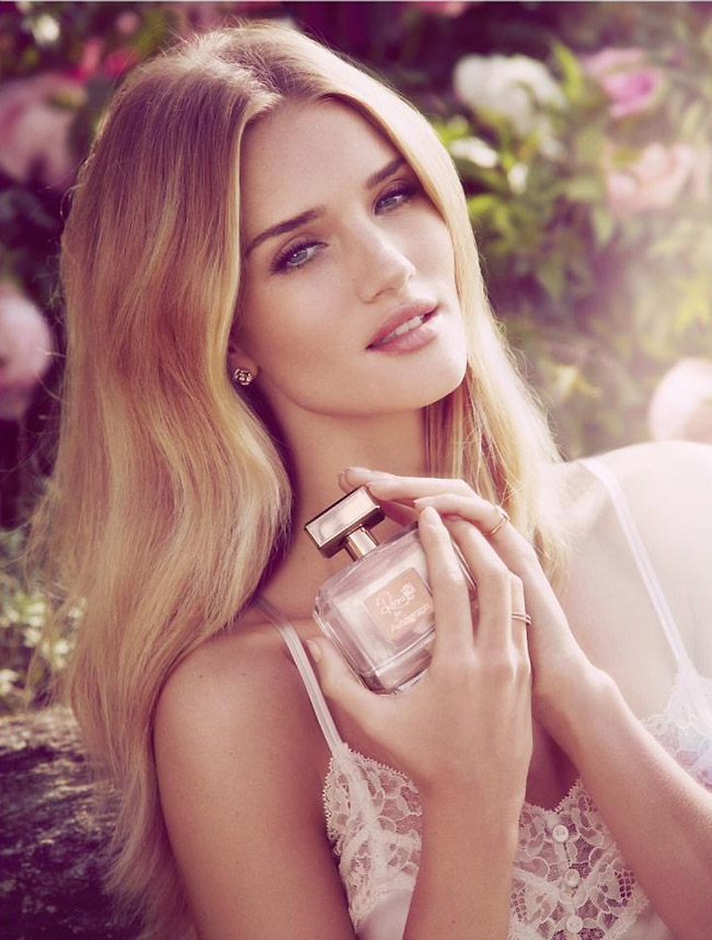 Rosie Huntington-Whiteley Announces First Fragrance, Rosie for Autograph