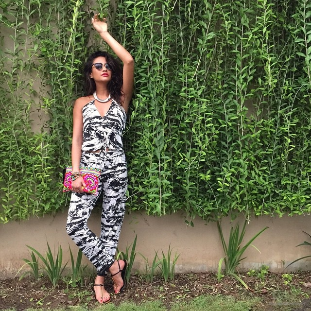 Shay Mitchell Shares Cool Vacation Style In Bali