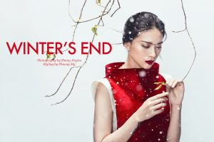 "FGR Exclusive | Ngo Thanh Van by Zhang Jingna in ""Winter's End"""