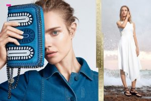Natalia Vodianova Lands 7th Stella McCartney Campaign for Spring '15