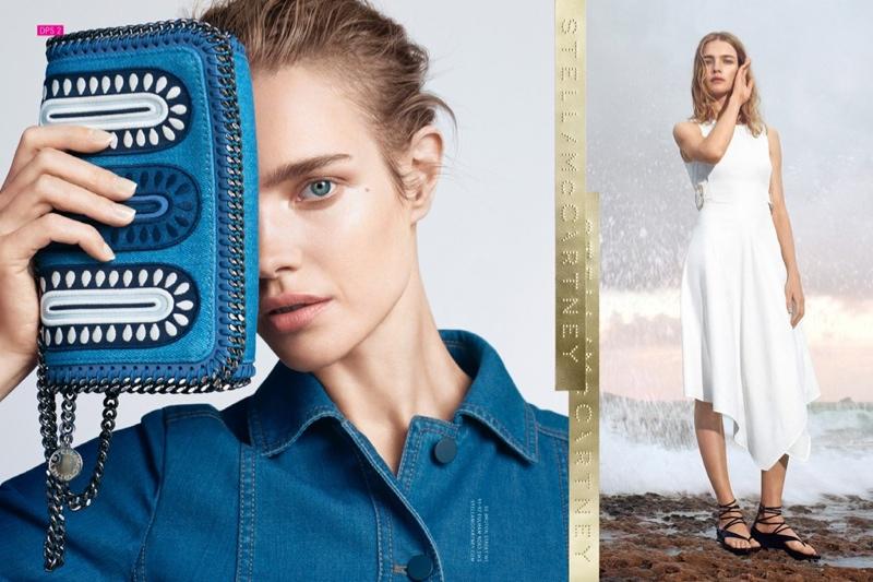 Natalia Vodianova Lands 7th Stella McCartney Campaign for Spring '15
