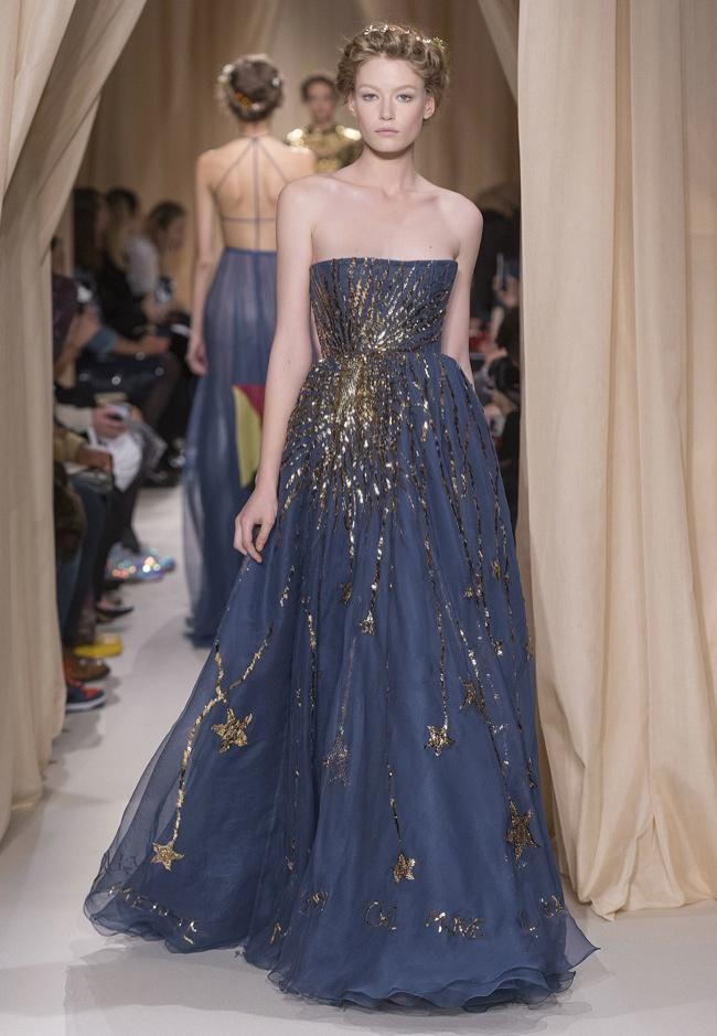 Valentino Spring 2015 Haute Couture: In The Mood For Love