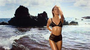Slow. Sultry. Swim: Watch Victoria's Secret Swim 2015 Video