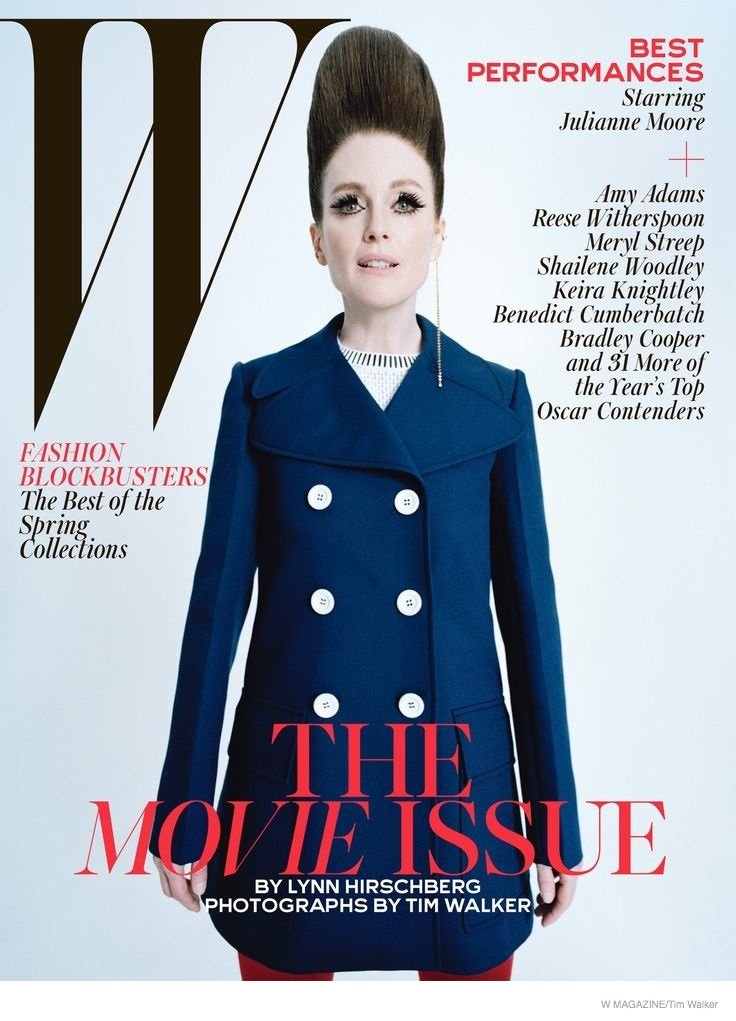 W Magazine S Supermodel Cover Girls: W Magazine Features Acting's Brightest Stars For February