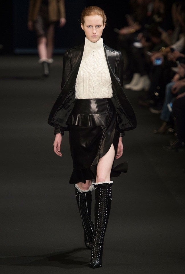 Gothic Fashion Runway The Image Kid Has It