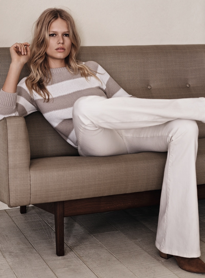 Anna Ewers Spring 2015 Ads for Mango Have Landed, See the Photos!