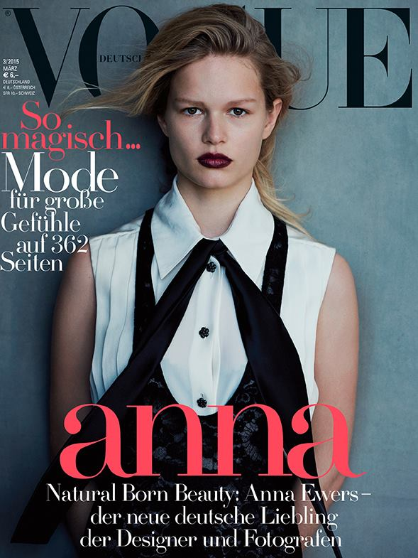 anna-ewers-vogue-germany-march-2015-cover1