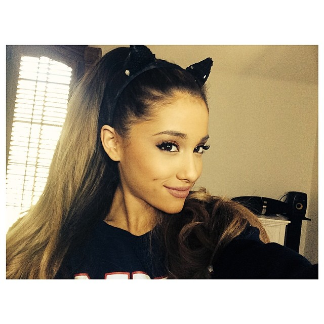 4 Cat Ear Headbands Inspired by Ariana Grande