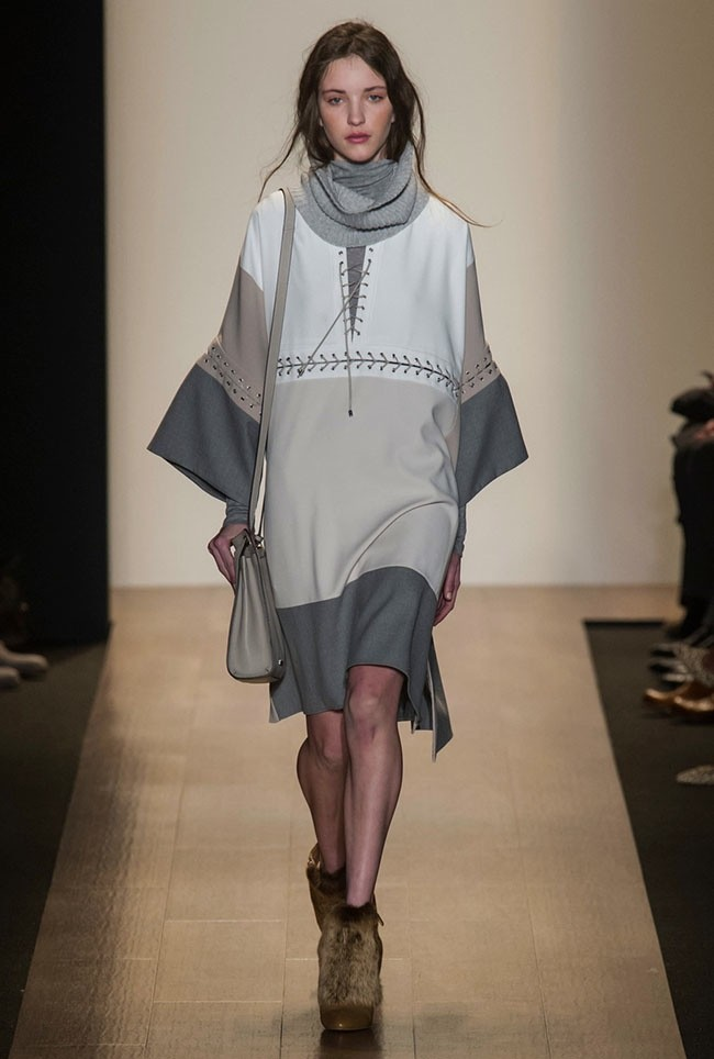BCBG Max Azria Delivers Layered Boho Style for Fall 2015