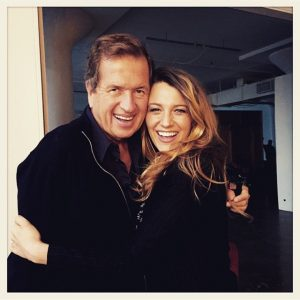 Blake Lively Does Her First Post-Baby Shoot with Mario Testino