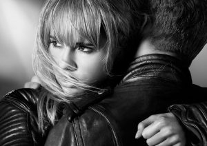Suki Waterhouse Fronts New Burberry 'Brit Rhythm' Fragrance Ad