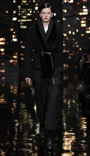 Donna Karan 2015 Fall/Winter